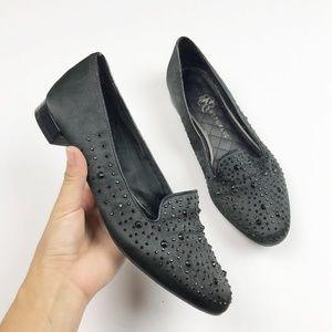 Rock & Republic | Black Studded Loafer